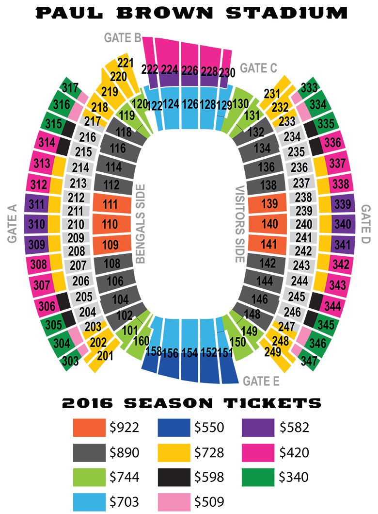 cincinnati bengals discount tickets